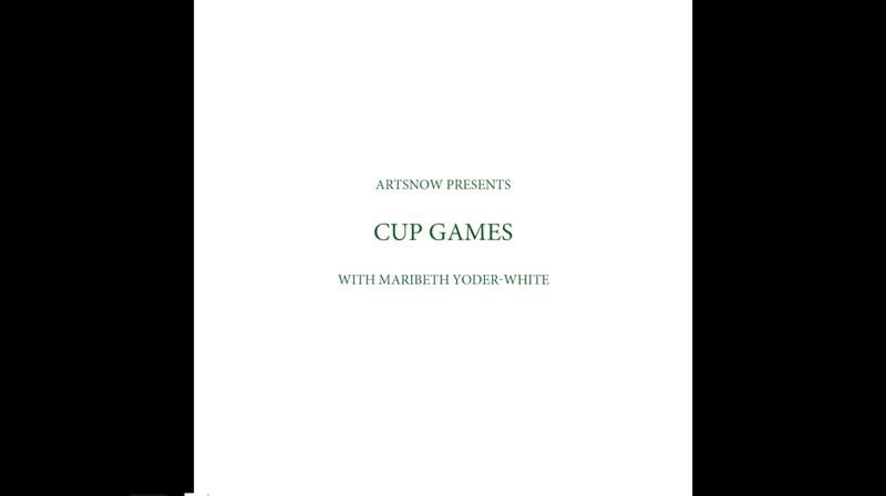 New Digital Ideas: Cup Games