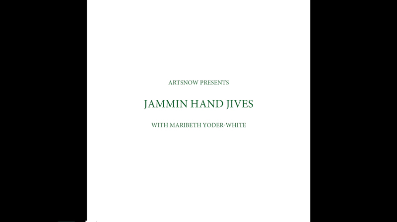 New Digital Ideas: Jammin Hand Jives