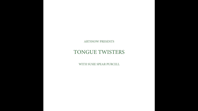 New Digital Ideas: Tongue Twisters