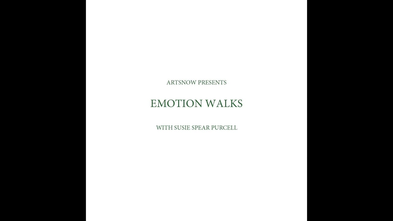 New Digital Ideas: Emotion Walks
