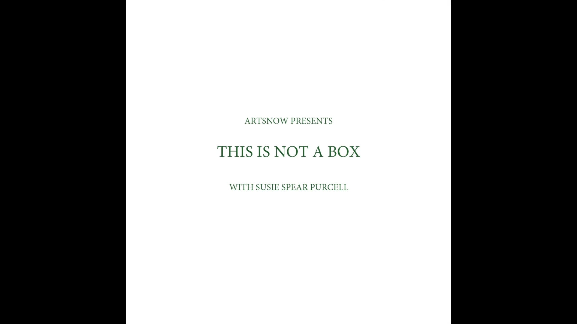 New Digital Ideas: This Is Not A Box