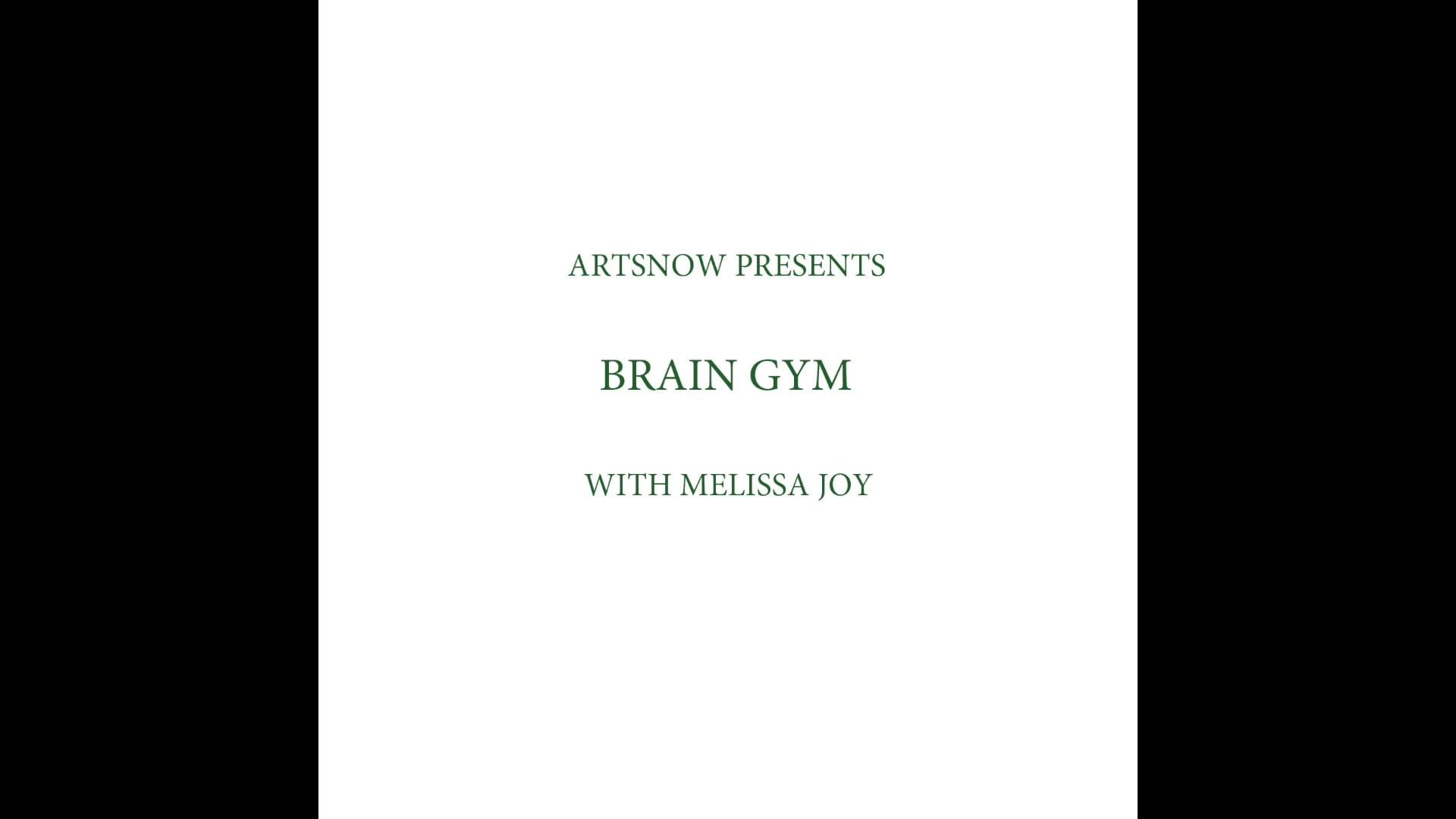 New Digital Ideas: Brain Gym