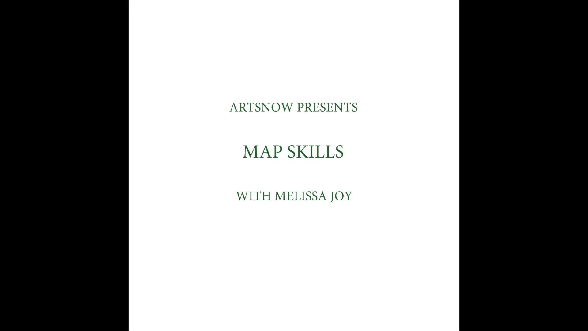 New Digital Ideas: Map Skills