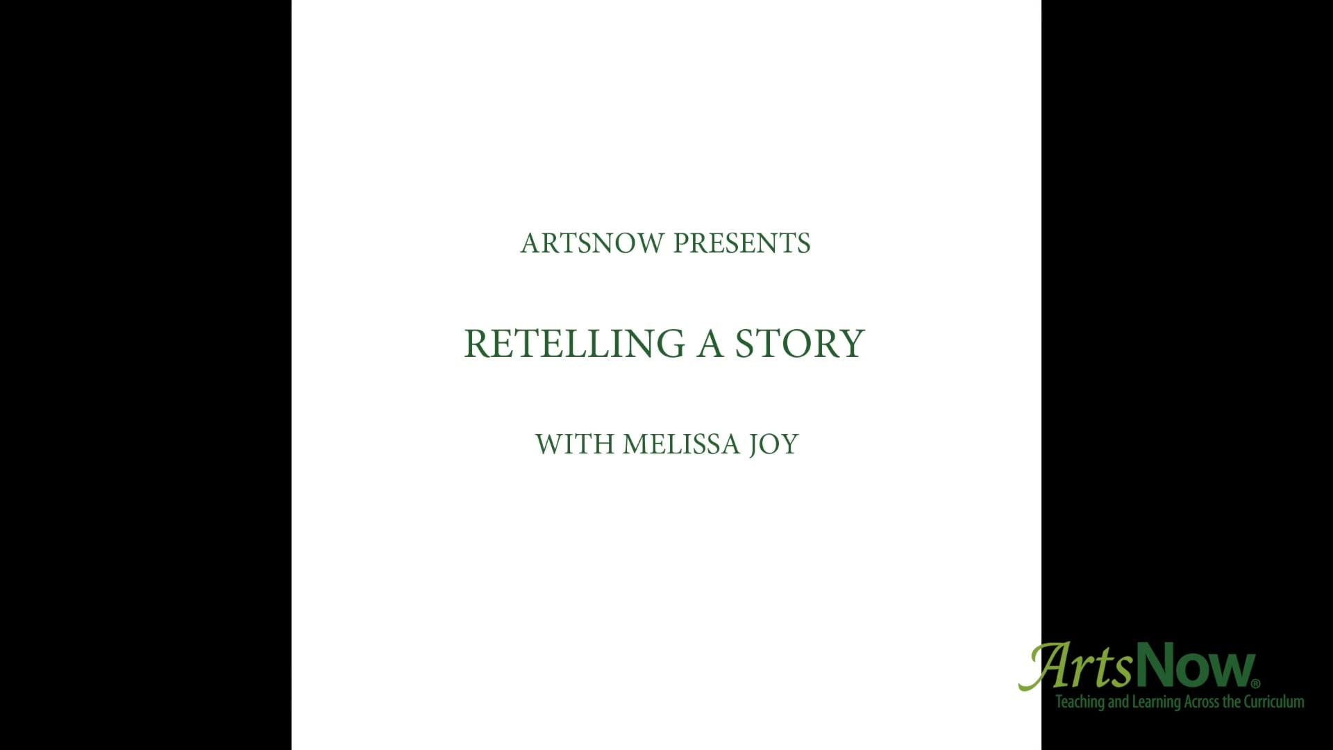 New Digital Ideas: Retell a Story